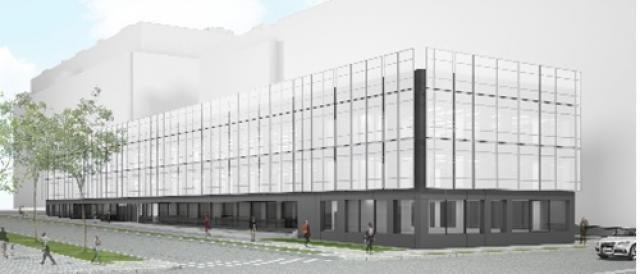 Novarent - La socimi Axiare compra un edificio de oficinas en el centro de Madrid por 31 millones