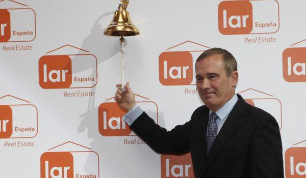 Novarent - Lar Real Estate Socimi compra un edificio de oficinas en Madrid por 65 millones.